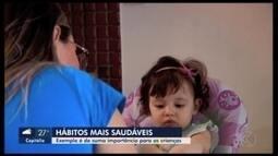 MG1 mostra a influência dos pais na alimentação dos filhos