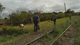 Homem achado morto na linha do trem em Itapetininga não foi identificado