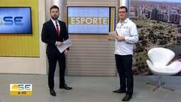 Thiago Barbosa traz os destaques do esporte em Sergipe