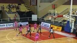 Sorocaba perde para Catanduva pelo Campeonato Paulista de basquete feminino