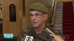 Comandante do Exército visita o Recife e participa de solenidade