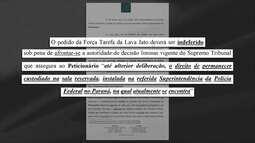 Defesa de Lula protocola ação contra progressão para o regime semiaberto