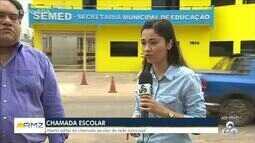 Aberto edital da chamada escolar da rede municipal em Porto Velho