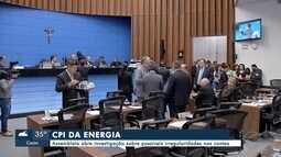 Assembleia abre investigação sobre possíveis irregularidades nas contas de energia
