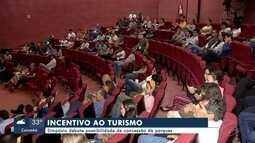Simpósio debate possibilidade de concessão de parques para incentivar turismo