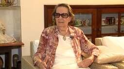Repórter Mirante mostra trabalho Zelinda Lima na cultura do Maranhão