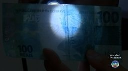 Polícia faz alerta sobre notas de dinheiro falsas neste final do ano
