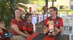 Torcida do Flamengo na região de Ribeirão Preto está ansiosa pela final da Libertadores