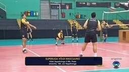 Vôlei Itapetininga encara o Ribeirão Preto na Superliga