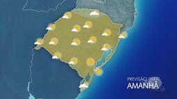 Domingo (8) segue com sol e calor durante o dia em todo o RS
