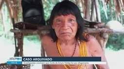 MPF arquiva inquérito sobre morte de cacique em Terra Indígena Waiãpi