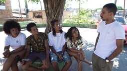'Vumbora': coletivo de hip hop de Pernambués cria eventos para ajudar a comunidade