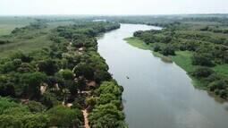 Você escolheu: reveja a pescaria no Rio Pardo