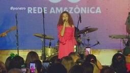 Parte 2: Tem também show de Raylla Araújo e Lorenzo Fortes no lançamento do reality