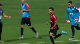 Os gols de Tupi 1 x 2 Athletico-PR pela Copa SP de Futebol