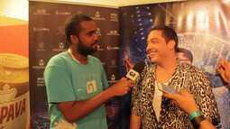 Wesley Safadão fala sobre show em Salvador e novo visual