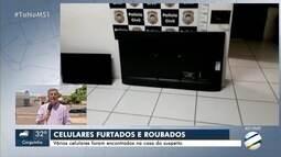 Polícia procura por homem que vendia produtos furtados e roubados no São Conrado