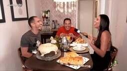Rir é o melhor remédio na entrevista de Niara Meireles com o humorista Junior Paiva