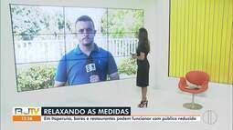 Decreto libera abertura de alguns estabelecimentos com medidas de prevenção em Itaperuna