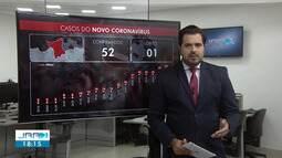 Mais três casos de coronavírus são confirmados em Roraima