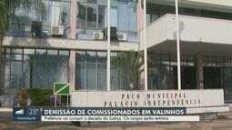 STF nega recurso e Prefeitura de Valinhos terá de extinguir 199 cargos comissionados