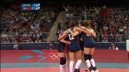 Melhores momentos de Brasil 3 x 2 China pelas Olimpíadas de Londres 2012