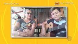 É Bem Em Casa participação Júlia e Rafaela - Bloco 02