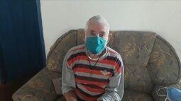 Morador de Timburi diagnosticado com Covid-19 deixa hospital após internação