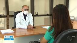 Médicos que atuam na linha de frente da pandemia em Sergipe têm vulnerabilidade