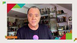 Criança Esperança: Tony Ramos compartilha seu motivo para doar esperança
