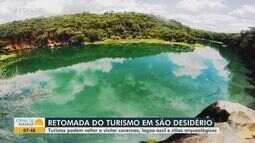 Turismo: São Desidério volta a receber visitantes para passeios rurais e de aventura