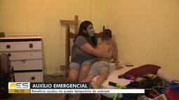 Auxílio emergencial ajudou na queda da pobreza