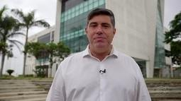 Candidato a prefeito Dr. Leandro fala sobre propostas para empregos em Sorocaba
