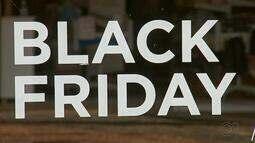 Black Friday é realizada nesta sexta-feira; confira dicas para comprar em segurança