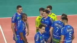 Melhores momentos: Sesi-SP 0 x 3 Campinas pela Superliga Masculina de Vôlei