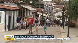 Pirenópolis cancela carnaval