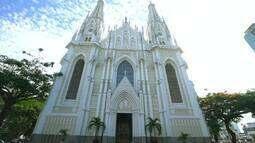 Em Movimento: Vamos entrar no teto da Catedral de Vitória?