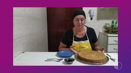 Projeto 'Culinária do Saber' dá receita de bolo de cambuci