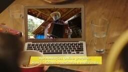 TV TEM apoia Festival do Folclore de Olímpia