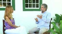 Trineto de Dom Pedro II fala sobre imperador do Brasil em bate-papo com Teresa Freitas