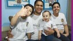 Homenagem Dia dos Pais: família JBEMS