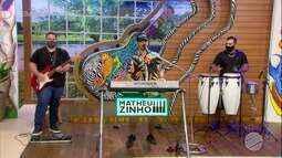 "Na ""Sala Musical"" Matheuzinho - Bloco 03"