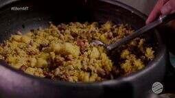 Tradição, cultura e culinária nordestina em Lucas do Rio Verde - Bloco 1