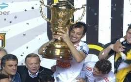 O ttulo em 1 minuto: Santos conquista o Campeonato Paulista 2012
