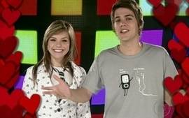 Emílio e Letícia revelam as declarações de amor dos internautas