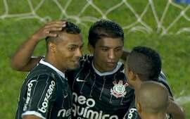 Reveja os gols do Corinthians na Libertadores 2012