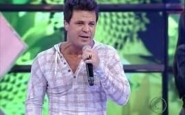 Eduardo Costa leva música sertaneja para o palco do TV Xuxa