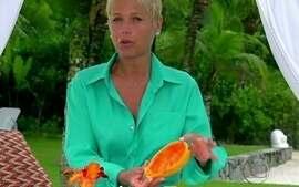 Segredos de Beleza está de volta! Xuxa ensina máscara hidratante de mamão