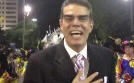Filho de Chico Anysio canta samba feito em homenagem ao pai