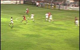 O gol de Desportiva Capixaba 1 x 0 Serra pelo Campeonato Capixaba 2000